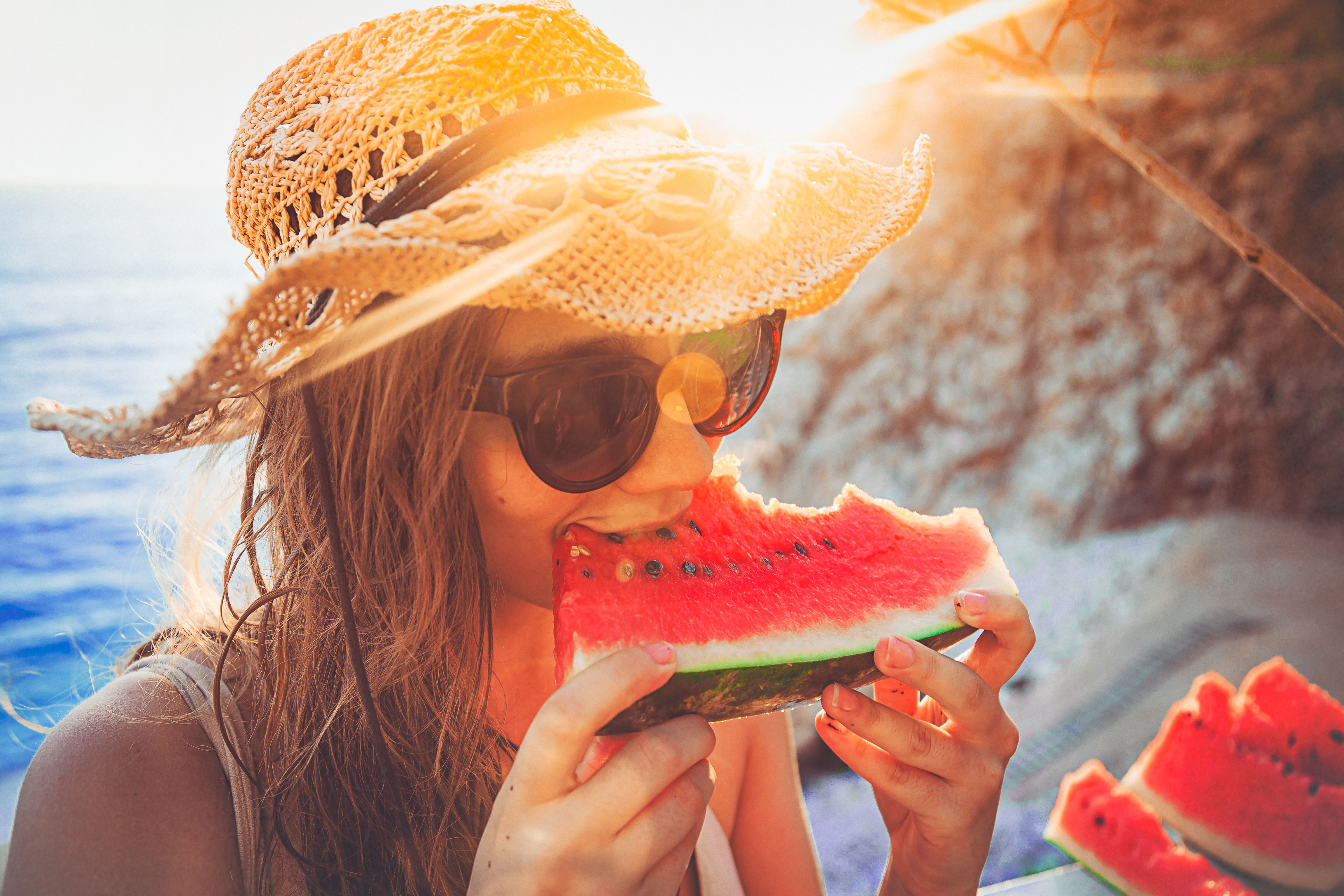 9 Foods with UV-Protective Effects